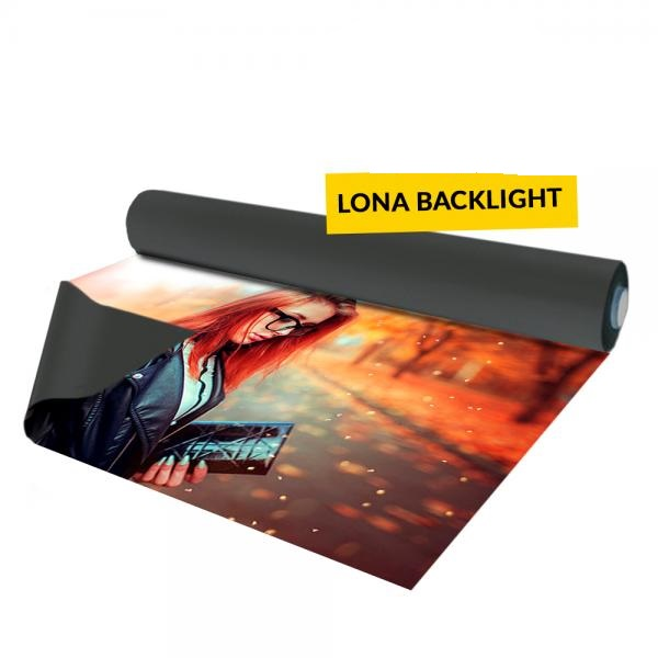 Lona Backlight (1 Unidade)